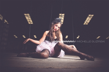 Michelle Guzinski Photography | Concept photography | South Africa | East London | Photography |#photography #MichelleGuzinskiPhotography #MichelleGuzinski #EastLondon #SouthAfrica #conceptphotography #concept #puppet #puppeteer #puppetstrings #warehouse #balloons #clownface #dollface #puppetmaster #corset #tutu
