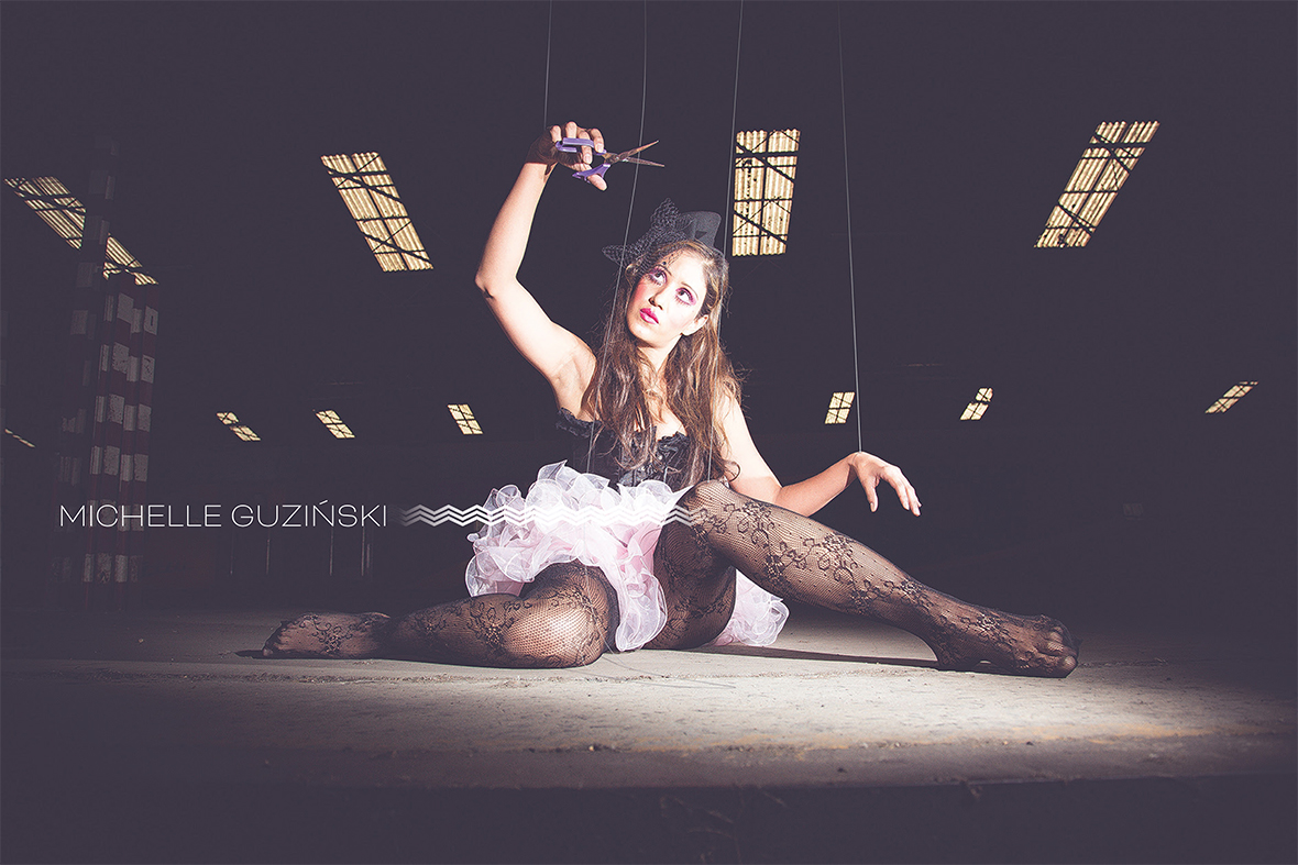 Michelle Guzinski Photography | Concept photography | South Africa | East London | Photography |#photography #MichelleGuzinksiPhotography #MichelleGuzinksi #EastLondon #SouthAfrica #conceptphotography #concept #puppet #puppeteer #puppetstrings #warehouse #balloons #clownface #dollface #puppetmaster #corset #tutu